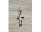 Распятие Христово. Православный крест. Арт 12-039