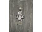 12-040 Крест (Ag 925)