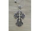 Распятие Христово. Православный крест.Арт.12-061
