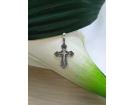 12-188 Крест (Ag 925)