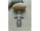 12-325 Крест (Ag 925)
