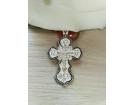 12-330 Крест (Ag 925)