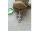 12-333 Крест (Ag 925)