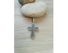12-336 Крест (Ag 925)