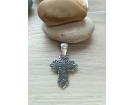 12-385 Крест (Ag 925)