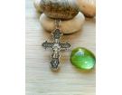 12-398 Крест (Ag 925)