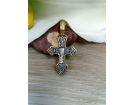 14-065 Крест (Ag 925)