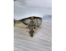14-078 Крест (Ag 925)