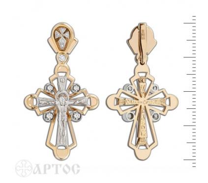330006 Крест Золотой