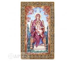 476877 Икона Серебряная