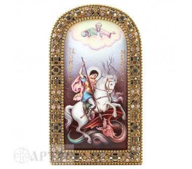 476878 Икона Серебряная
