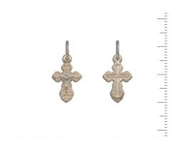 Золотой крестик. Арт. 331-010