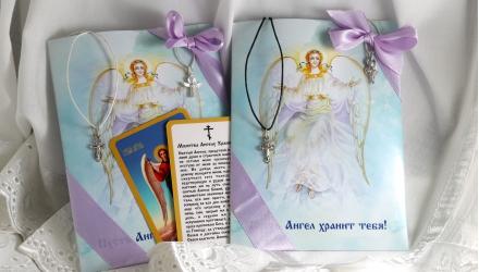 Купить крестик на крещение в Санкт-Петербурге
