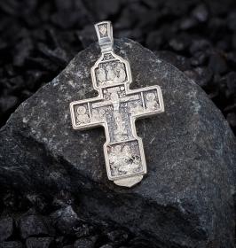 Большие кресты