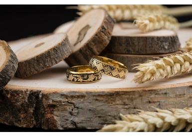 Купить кольцо спаси и сохрани недорого в СПБ