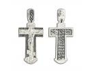 12-277 Крест (Ag 925)