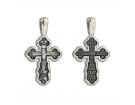 12-359 Крест (Ag 925)