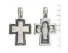 12-070 Крест (Ag 925)