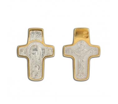 14-290 Крест (Ag 925)