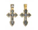 14-295 Крест (Ag 925)