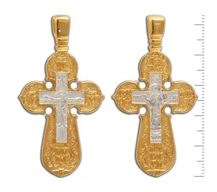 АГ-01171пз Крест (Ag 925)