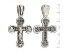 12-086 Крест (Ag 925)