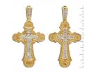 13-063 Крест (Ag 925)