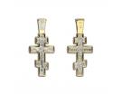 13-078 Крест (Ag 925)