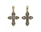 14-021 Крест (Ag 925)