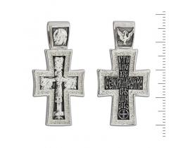 12-014 Крест (Ag 925)