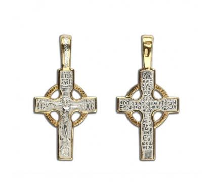 14-054 Крест (Ag 925)