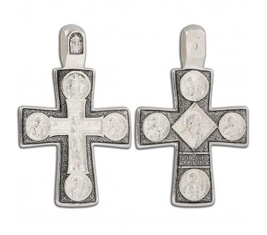 12-362 Крест (Ag 925)