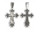 12-340 Крест (Ag 925)