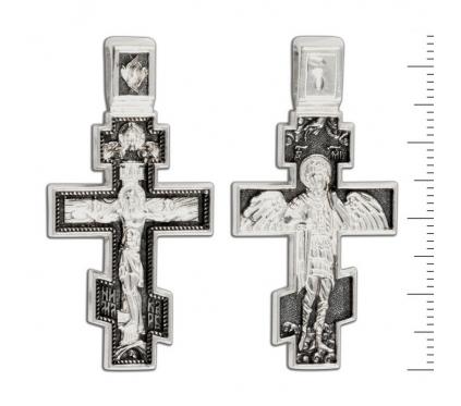 12-074 Крест (Ag 925)