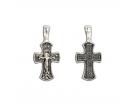 12-216 Крест (Ag 925)