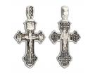 12-342 Крест (Ag 925)