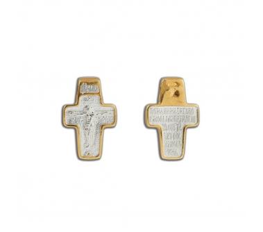 АГ-02016пз Крест (Ag 925)