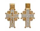 АГ-03400пз Крест (Ag 925)