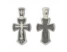 12-264 Крест (Ag 925)
