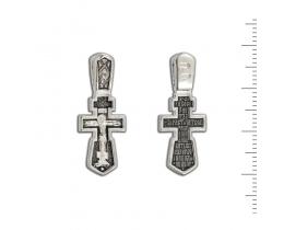 12-004 Крест (Ag 925)