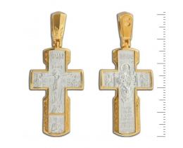 14-332 Крест (Ag 925)