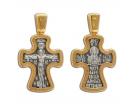 14-103 Крест (Ag 925)