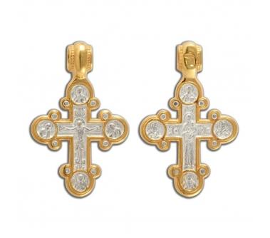 14-044 Крест (Ag 925)