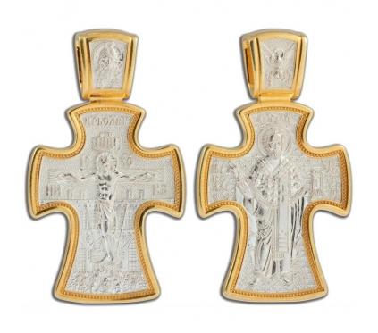 АГ-03328пз Крест (Ag 925)
