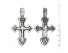 12-065 Крест (Ag 925)