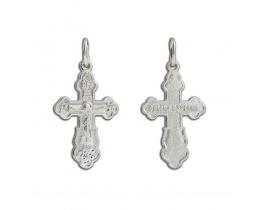 11-300 Крест (Ag 925)