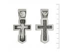 12-022 Крест (Ag 925)