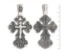 12-061 Крест (Ag 925)