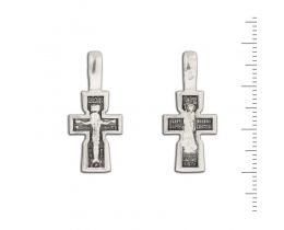 12-094 Крест (Ag 925)
