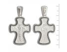12-126 Крест (Ag 925)